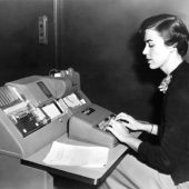 From the punch card to cloud backup: the history of storage media