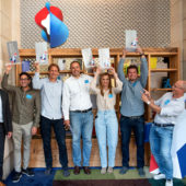 The winners of the Swisscom StartUp Challenge 2019